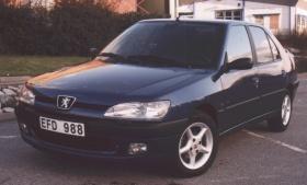 Peugeot 306 TD -98