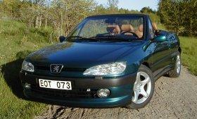 Peugeot 306 cab -99