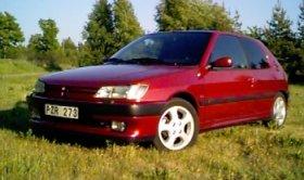 Peugeot 306 S16 -94